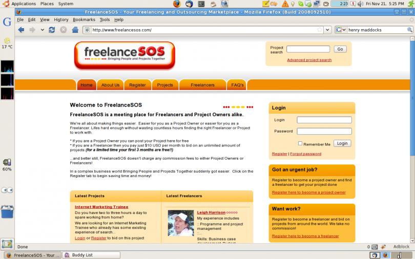 Freelancesos