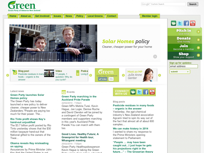 Green Party of Aotearoa New Zealand