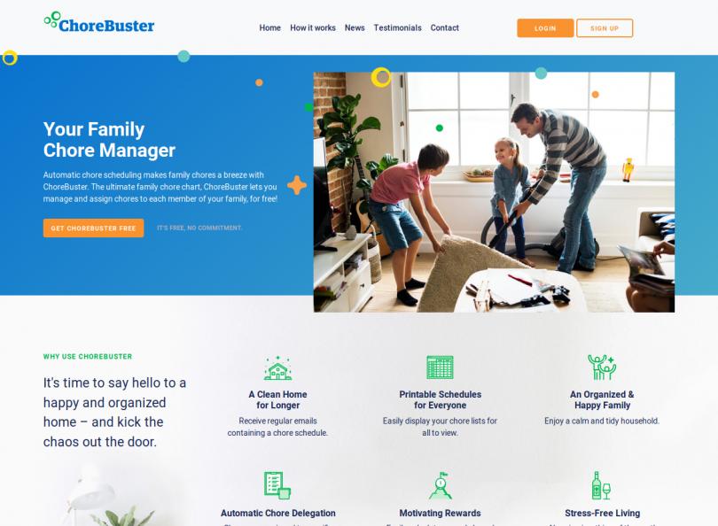 ChoreBuster 2.0